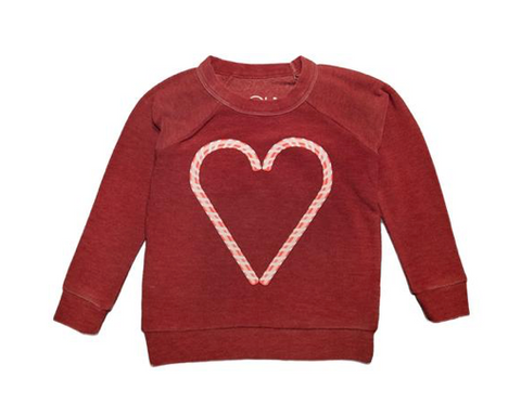 Chaser - Candy Heart Soft & Cozy Sweatshirt
