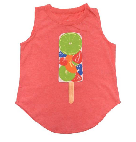 Chaser Fruit Popsicle Tank Top