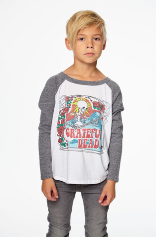 Chaser - Grateful Dead Long Sleeve Tshirt