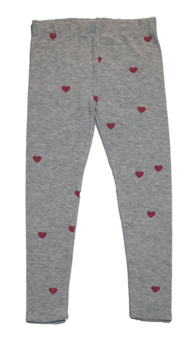 Chaser - Heart Soft & Cozy Leggings