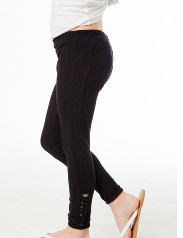 Chaser - Soft & Cozy Ankle Cut Leggings