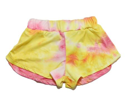Dori Creations Sherbet Tie Dye Gym Shorts