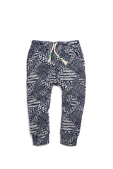 Egg by Susan Lazar - Chase Tribal Sweatpants