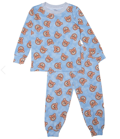 Esme - Teddy Bear PJ Set