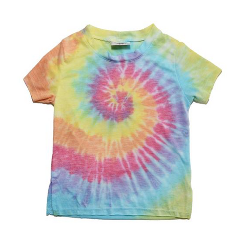 Firehouse Tie Dye Super Soft Tshirt