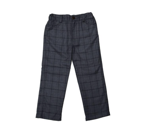 Fore!! Axel - Plaid Dressy Pants