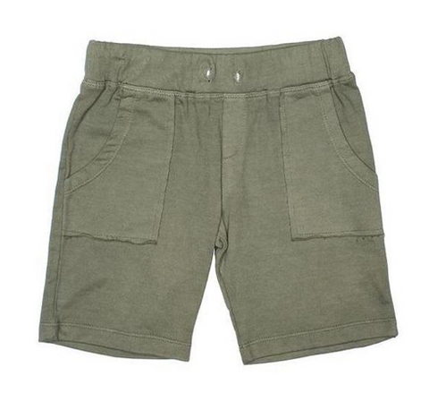 Joah Love Solid Basic Shorts (Preorder)