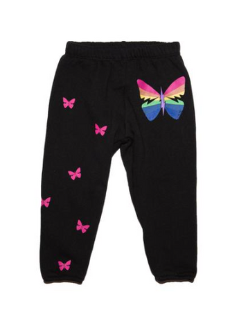 Lauren Moshi Butterfly Sweatpants