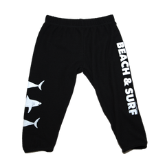 Lauren Moshi Shark Sweatpants