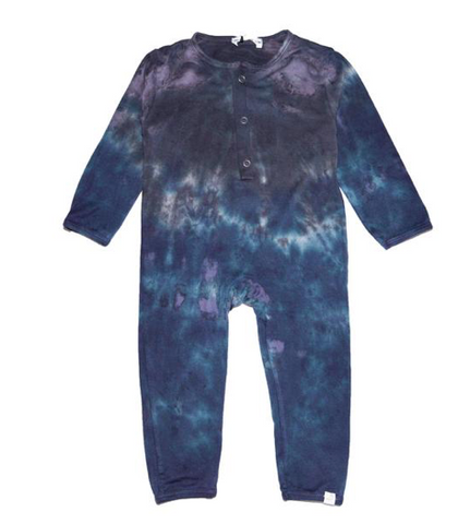 Little Moon Society Tie Dye Romper