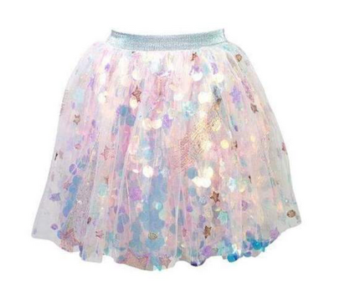 Lola and the Boys Sequin Tutu Skirt