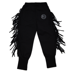 Loud Apparel - Fringe Sweatpants