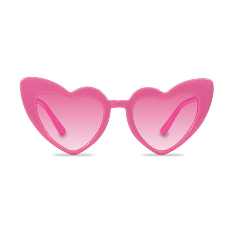 Milk & Soda - Celeste Heart Sunglasses