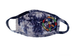 Mini Dreamers Limited Edition Grateful Dead Tie Dye Face Mask