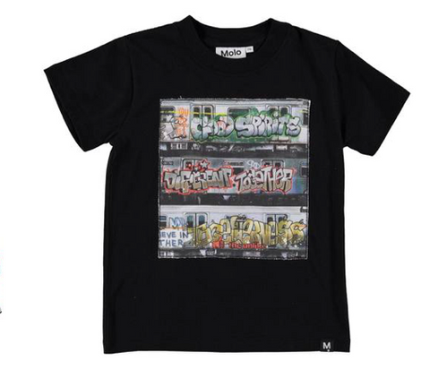 Molo Subway Graffiti Tshirt