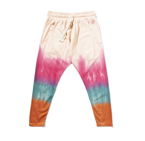 Munster Kids Mexicolo Tie Dye Sweatpants (Preorder)