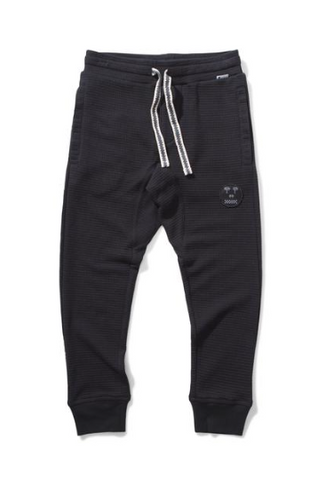 Munster Kids Therm Waffle Sweatpants