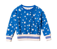 Noe & Zoe Cosmic Star Fleece Lined Sweater (Preorder) & Noe & Zoe Cosmic Star Fleece Lined Sweatpants (Preorder)