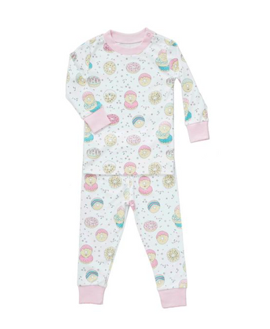 Noomie Donuts Two Piece PJs
