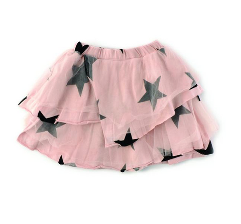 Nununu Star Layered Tulle Skirt (Preorder)