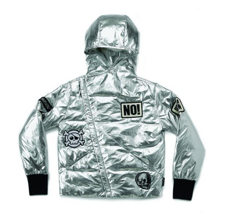 Nununu Super Patch Down Puffer Jacket (Preorder)