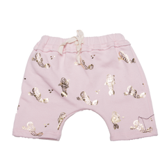 Oh Baby -  All Over Mermaids Foil Shorts