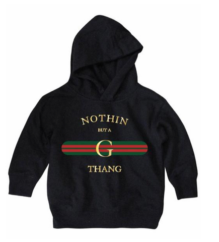 Paper Plain Nothing But A G Thang Hoodie