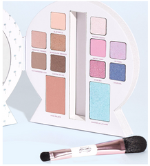 Petite 'N Pretty 9021-SNOW! Eye & Cheek Palette