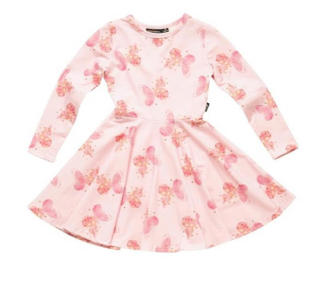 Rock Your Baby Butterfly Twirl Dress