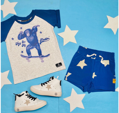 Rock Your Baby Stardust Shorts