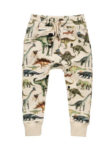 Rock Your Baby Strollin Dino Sweatpants