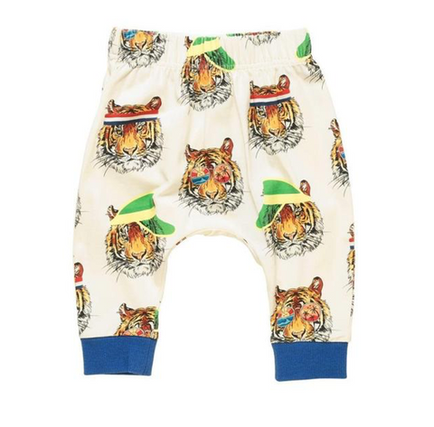 Rock Your Baby Tiger Visor Sweatpants