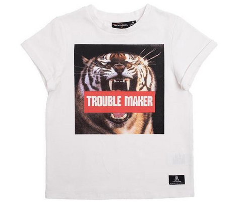 Rock Your Baby Troublemaker Tshirt