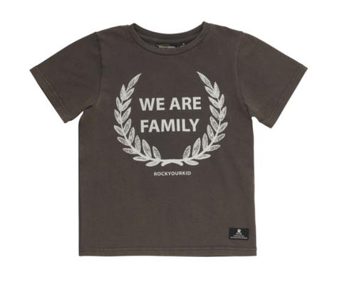 Rock Your Baby We Are Family Tshirt