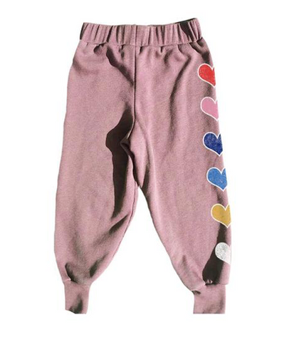 Rowdy Sprout Dreamer Hearts Sweatpants