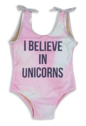shade critters i believe in unicorns one piece swimsuit