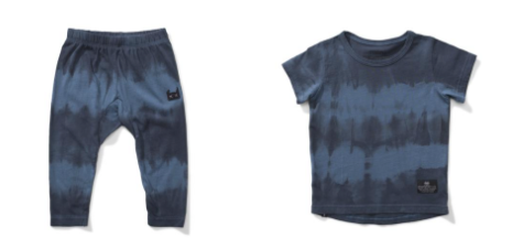 Munster Kids Tie Dye Sweatpants & T-Shirt