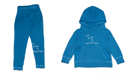 Good Hyouman Be Kind to Each Other Super Soft Hoodie & Be Kind to Each Other Super Soft Sweatpants