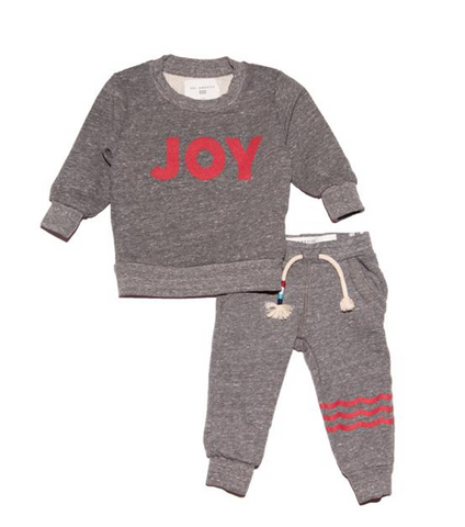 Sol Angeles Joy Sweater and Sweatpants Set