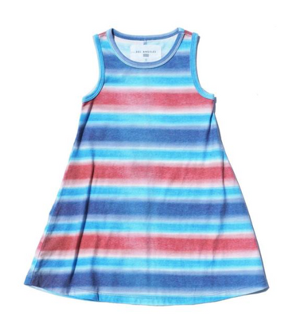 Sol Angeles Kids Spray Stripe Dress