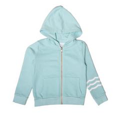 Sol Angeles Kids Waves Zip Up Hoodie