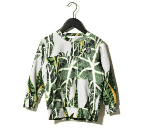 Sometime Soon Atrium Jungle Sweatshirt