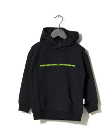 Sometime Soon I Will Change The World Hoodie