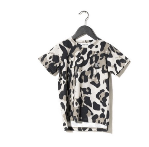 Sometime Soon Street Wear Leopard Tshirt