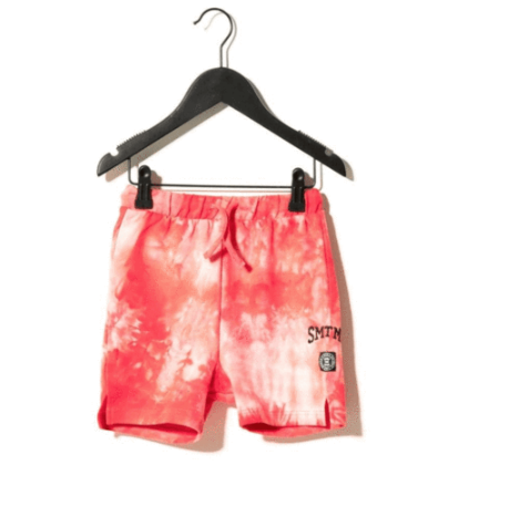 Sometime Soon Tie Dye Shorts