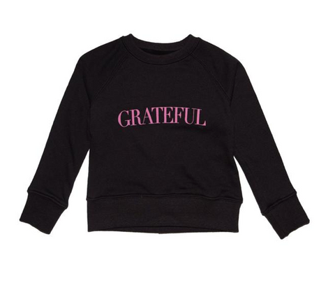 Spiritual Gangster Kids Grateful Sweatshirt