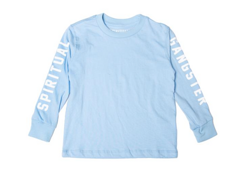 Spiritual Gangster Kids Long Sleeve Top