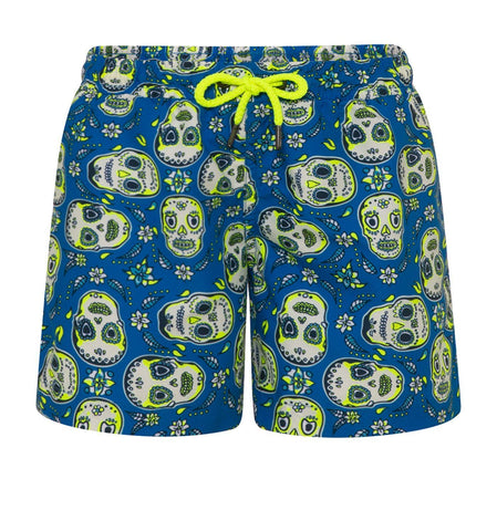 Sunuva - Skull Swim Trunks