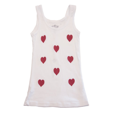 T2love - Hearts Tank Top