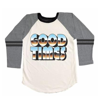 Tiny Whales Good Times Long Sleeve Top